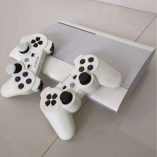 WTS: Sony PlayStation 3 White 500GB Super Slim Console PS3