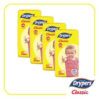 Drypers Classic Open XXL42 (4 pack)