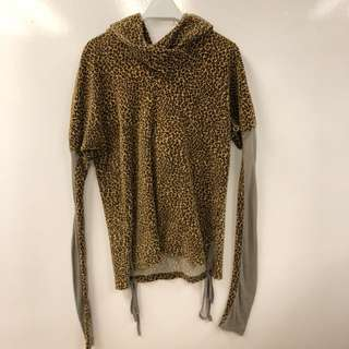 Bernhard Willhelm sweater size XS