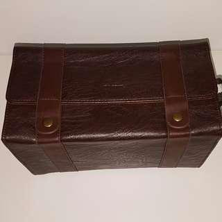 Mini rectangle Camera Bag w Sling