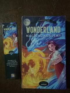Wonderland (Wattpad)