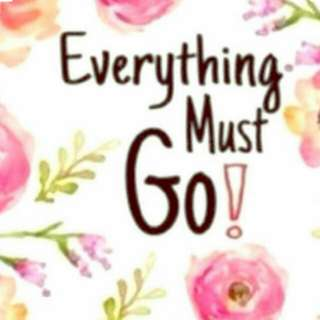 Everything must goo~