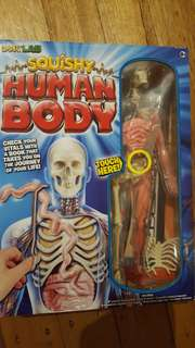 Learning human body
