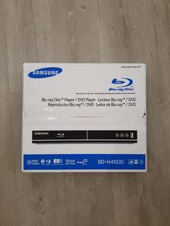 BNIB - Samsung Blu-Ray & DVD Player