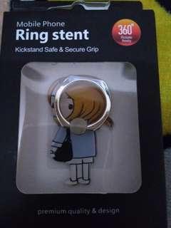 "Descendants of the Sun ""Ring Stent"""