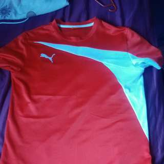 Red PUMA Top [POSTAGE INCLUDED]
