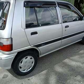 Kancil auto 660