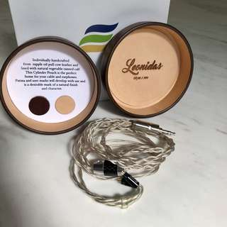 Effect Audio Heritage Series Leonidas Gold Silver Cable