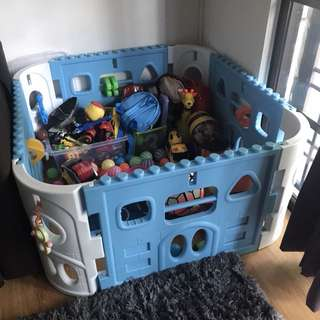 Baby Playpen Toy'ur Us