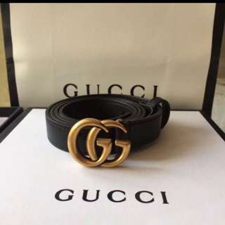 Boutique Quality Gucci Buckle Belt