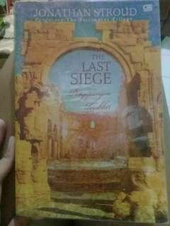 Novel The Last Siege
