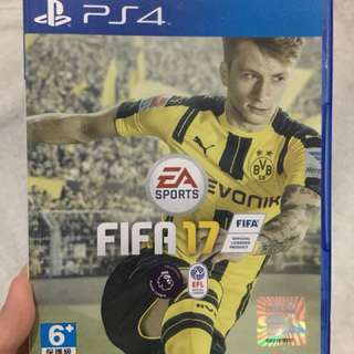 Game Play Station 4 PS4 Fifa 17