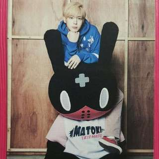LF BAP carnival special edition pc, standee and mini poster