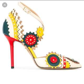 Authentic brand new Charlotte Olympia mechanix pumps