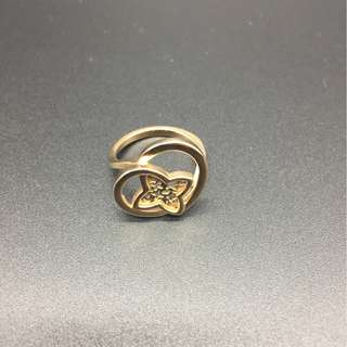 Louis Vuitton Monogram 750YG RING
