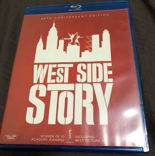 West side story Bluray