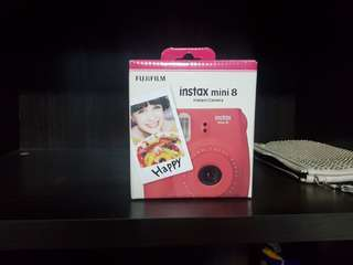 Polaroid camera instax mini8