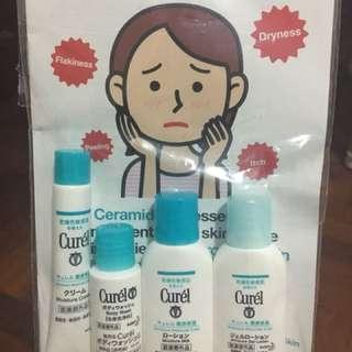 Curel moisture range