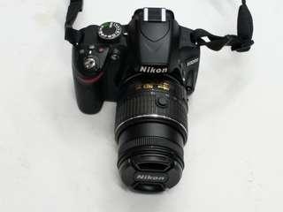 nikon d3200 w 18 55 mm vr2 lens hd video