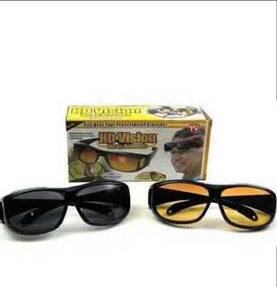HD Vision Glass (2pc in 1 box)