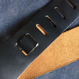 Levy's Premium Full-grain Leather Guitar Strap