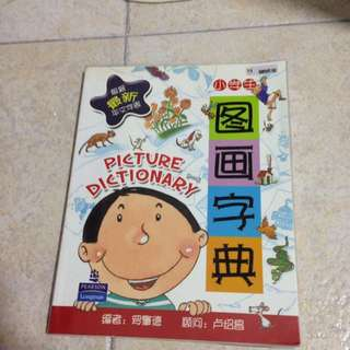 PRIMARY SCH CHINESE PICTURE DICTIONARY
