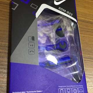 Nike 3in 1實用耳機