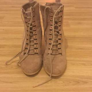 Valley girl boots