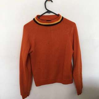 Vintage Retro 70s Inspired Jumper