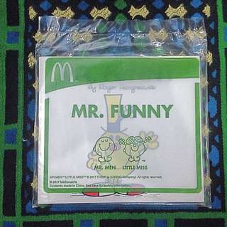 Happy Meal Mr Funny