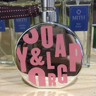 🚚 英國 品牌 soap&glory 香水