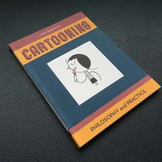 BOOK: Cartooning - Philosophy and Practice, by Ivan Brunetti