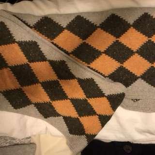 頸巾knit