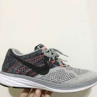 Nike lunar3  flyknit  女生24.5