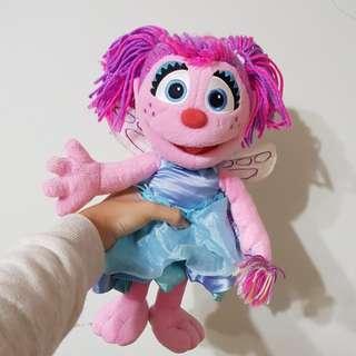 日本景品 芝麻街 小仙女 娃娃 玩偶