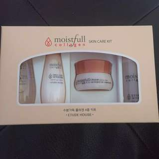 Etude Moistfull Skin Care Travelling Kit