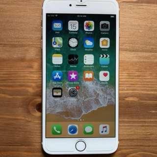 Used iPhone6 plus gold 64gb