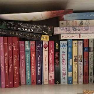 Princess Diaries / Meg Cabot Books