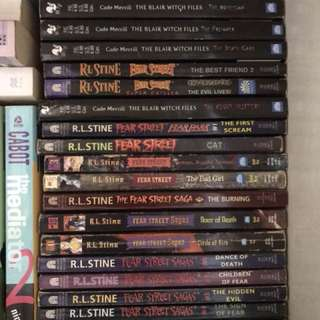 R.L. Stine Books