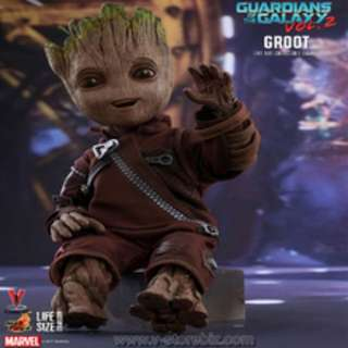 Hot Toy Life Size Goto Vol.2 Groot