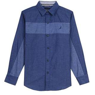 Brand new Nautica long sleeve shirt