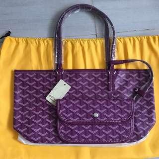 Goyard Handbag Shopper Bag Tote in Stock