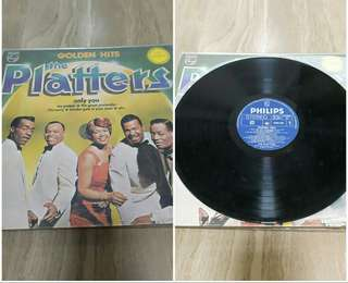 Vinyl Record - The Platters