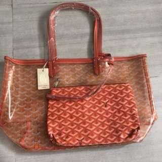 Goyard Tote Bag Beach Bag Handbag bag