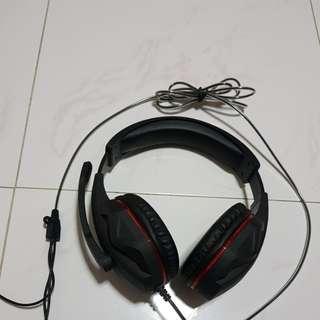 Alcatroz Headphone / headset
