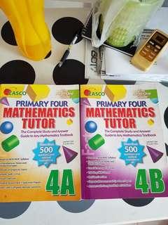 CASCO Mathematics P4