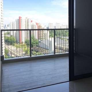 Brand new 2-bedroom Hillion Residence (Bukit Panjang MRT) for Rent