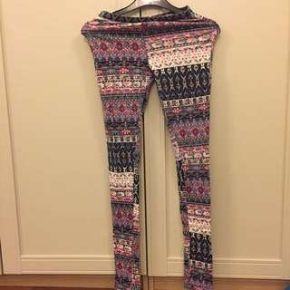 Tribal Legging