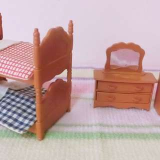 Dollhouse Furnitures