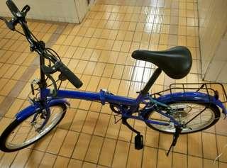 日本可摺單車